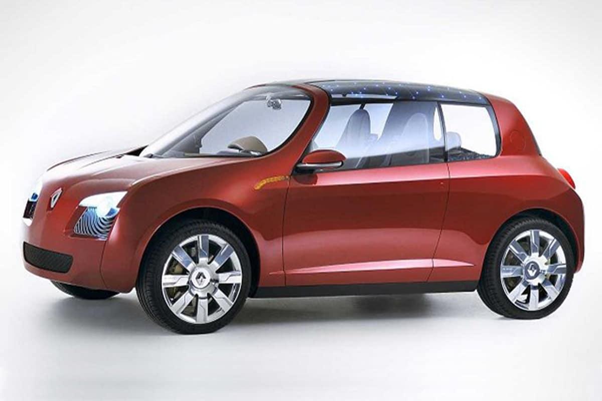 2005 Renault Zoe City exterieur2