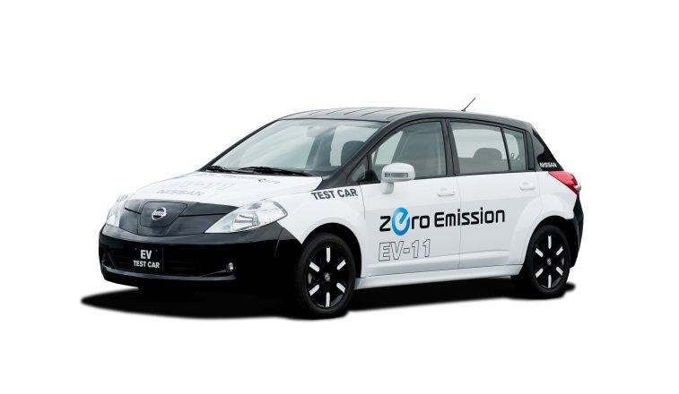 Nissan Electric concept exterieur 3