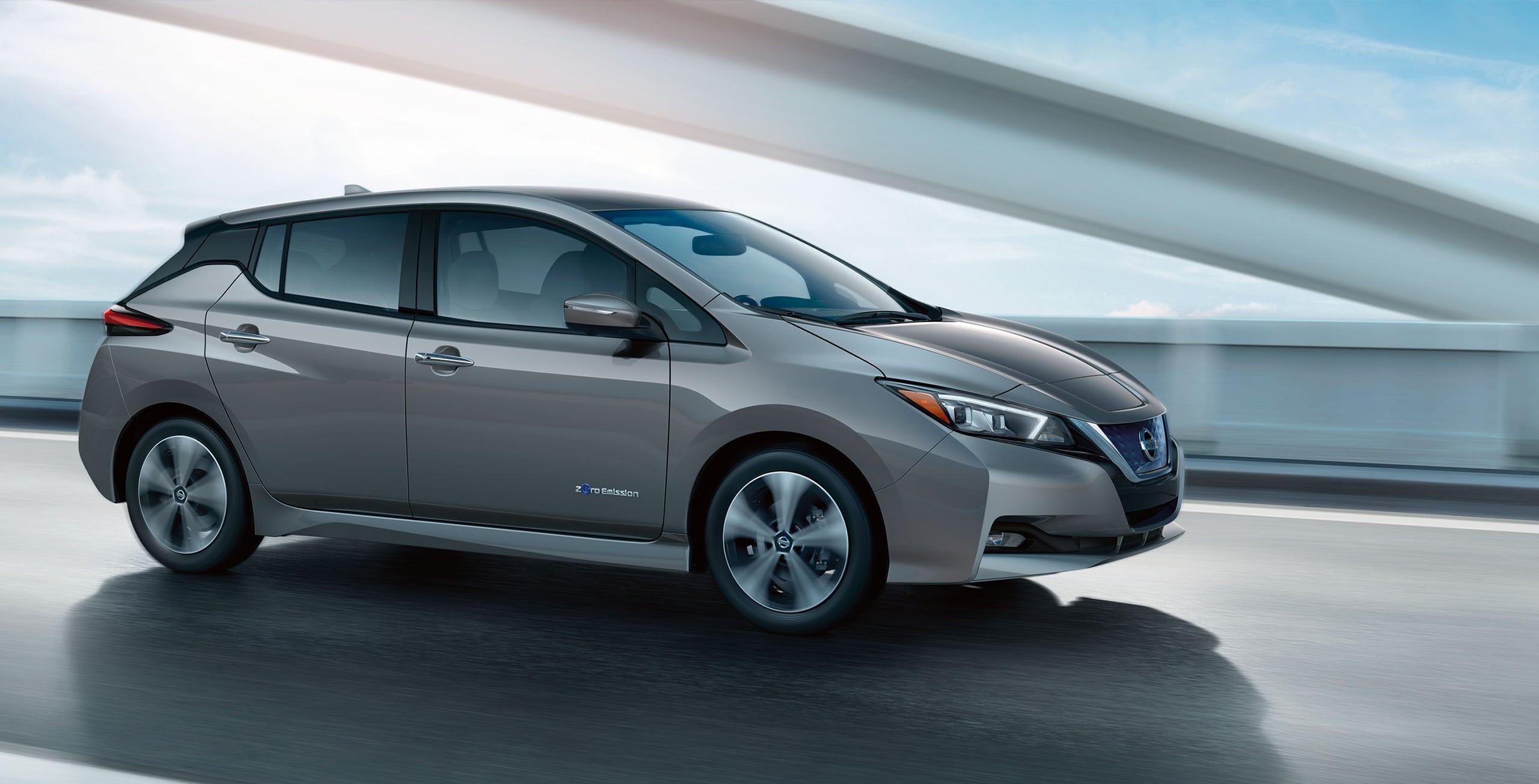 Nissan Leaf generation2 exterieur 1