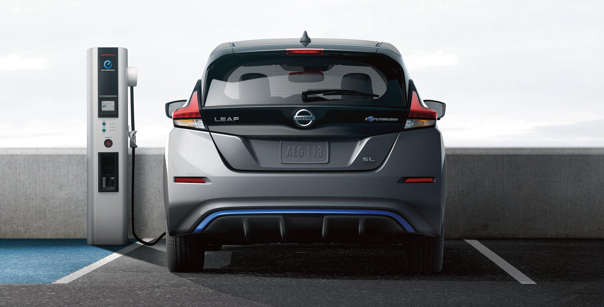 Nissan Leaf generation2 exterieur 2