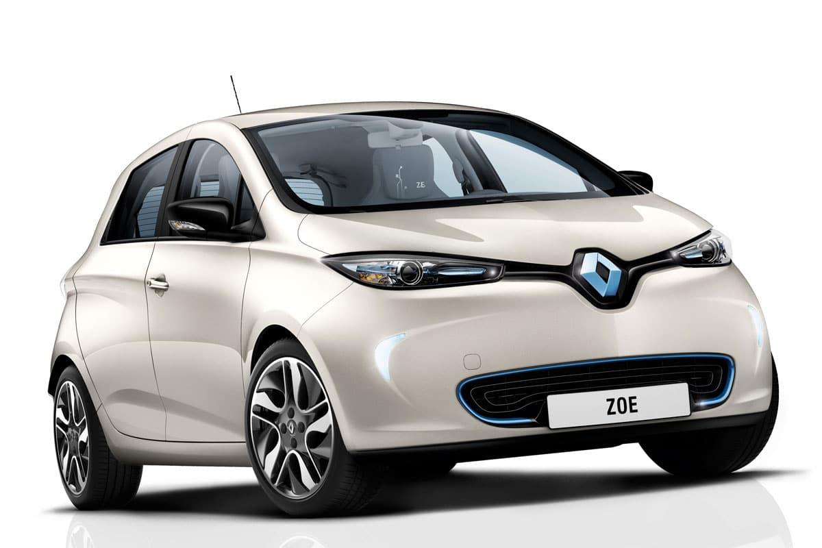 Renault Zoe Phase 1 Exterieur 1