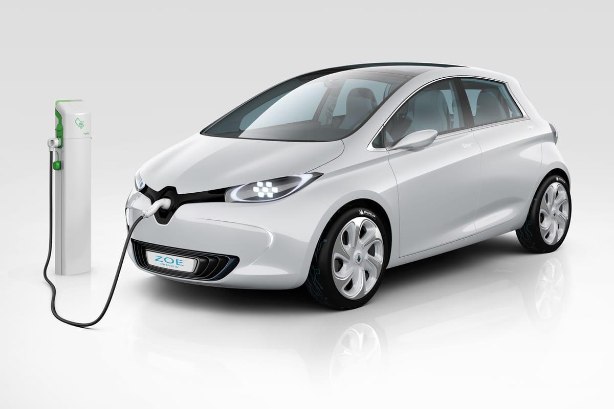 Renault Zoe Preview Exterieur 1