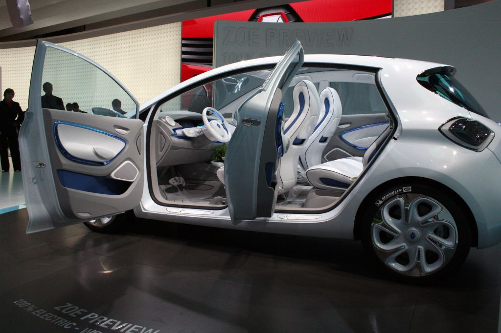 Renault Zoe Preview Exterieur 2