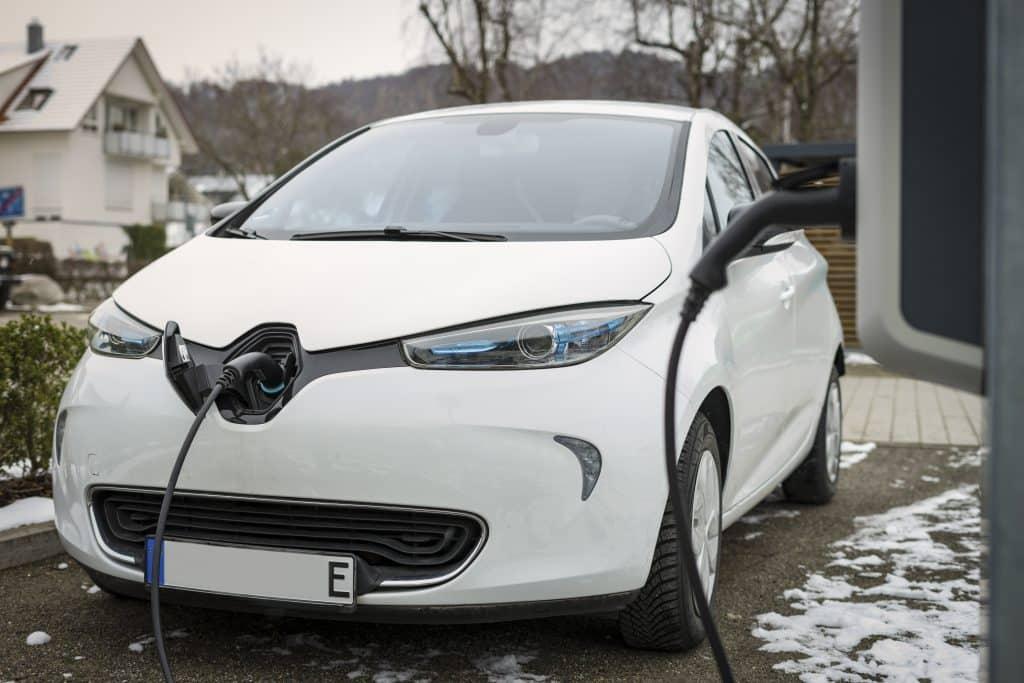 voiture électrique occasion renault zoé
