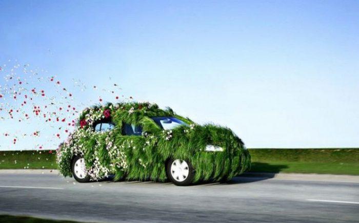 avantage voiture électrique : écologie