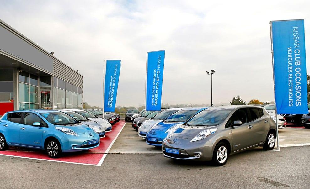 location voiture électrique