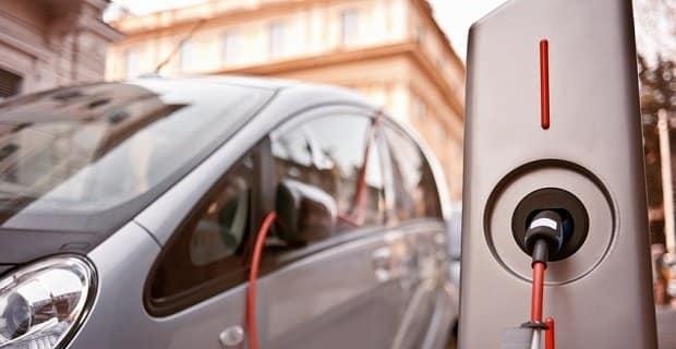 Chine voiture électrique