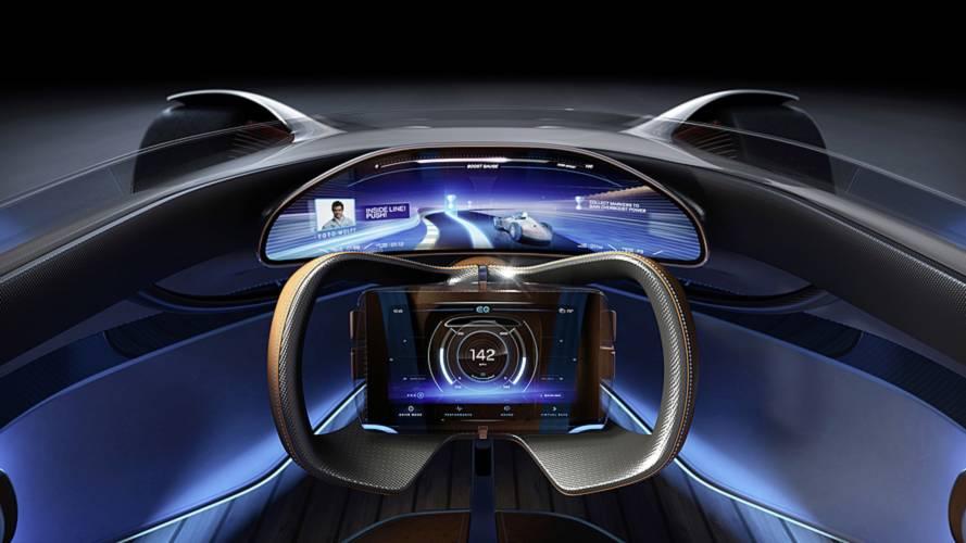 Mercedes électrique
