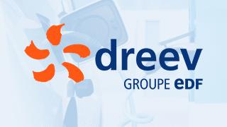 EDF voiture électrique - groupe DREEV