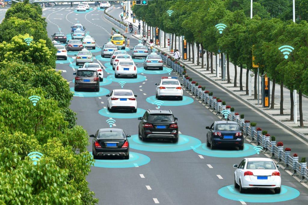 route recharge voiture électrique