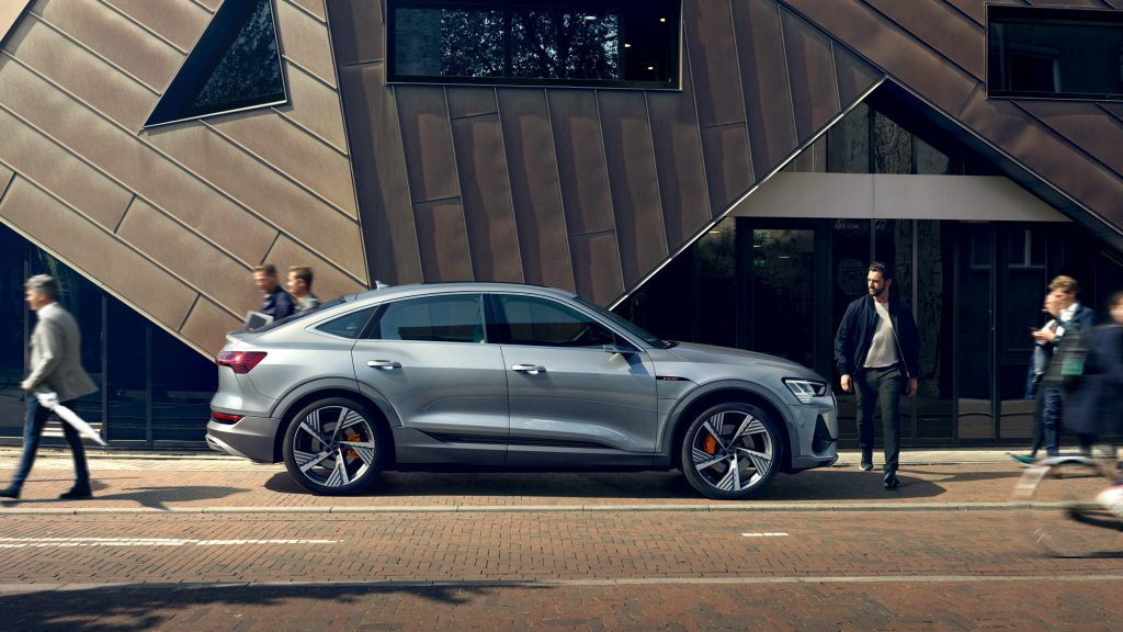 Audi e-Tron Sportback 50-55