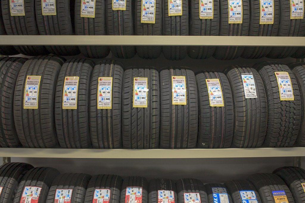 pneu discount à vendre