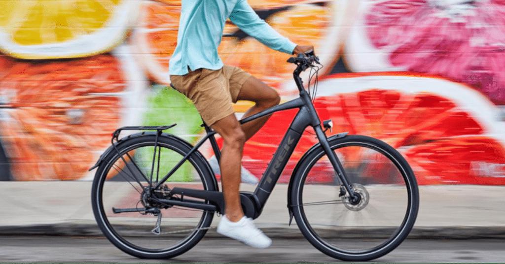vélo électrique trek