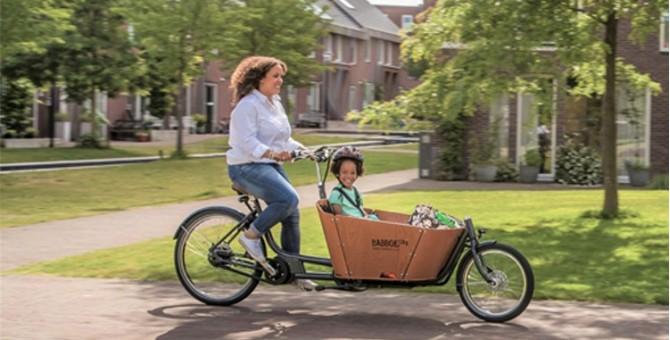 vélo-biporteur
